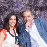 Ivo Cubi and Carlotta Cubi of Cumar Marble and Granite